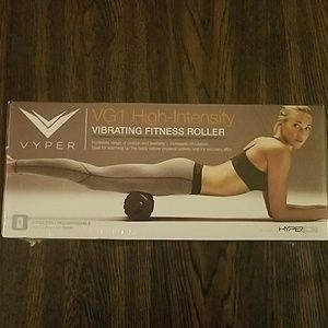VYPER VG1 HIGH-INTENSITY Vibrating Fitness Roller